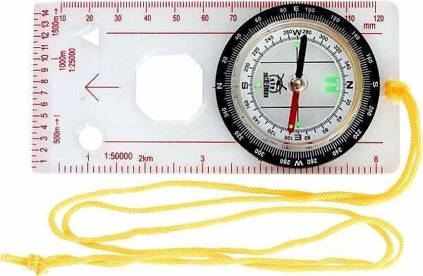 Kaip naudotis kompasu