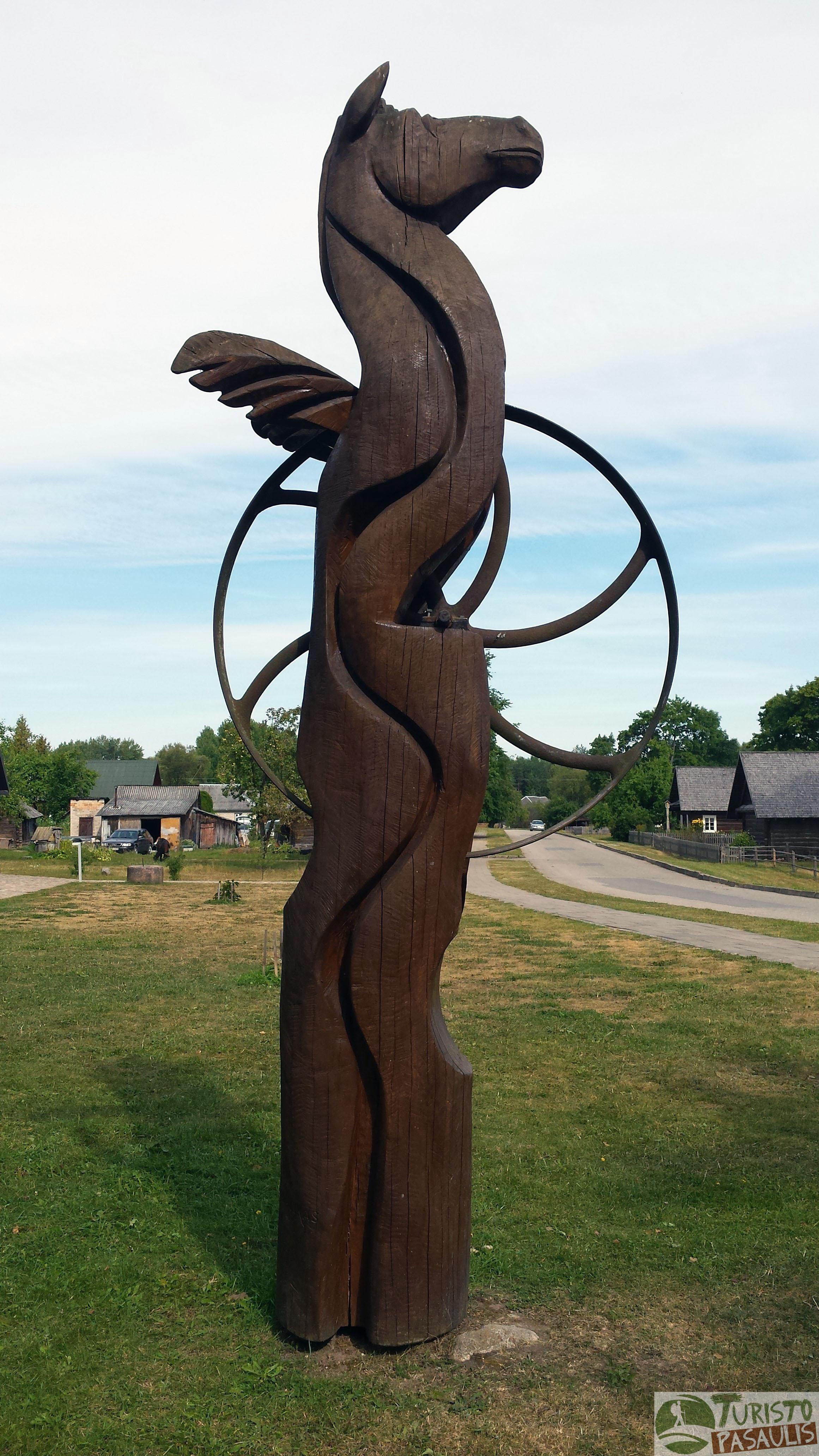 Niūronys - Arklio muziejus