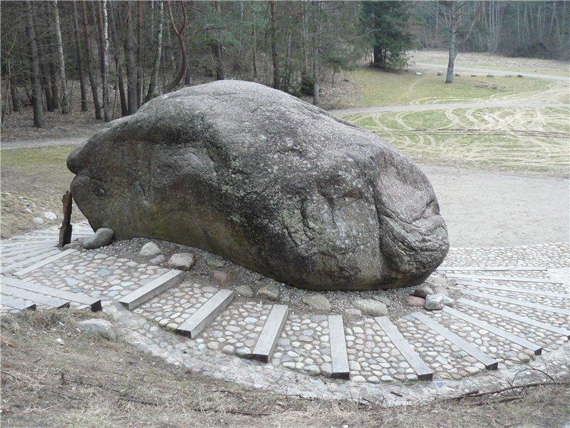 Puntuko akmuo