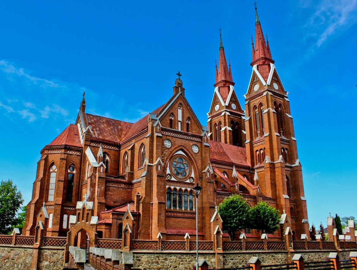 Švėkšnos Šv. Jokūbo bažnyčia