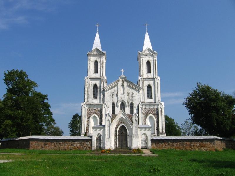 Užuguosčio Šv. apaštalų Petro ir Pauliaus bažnyčia