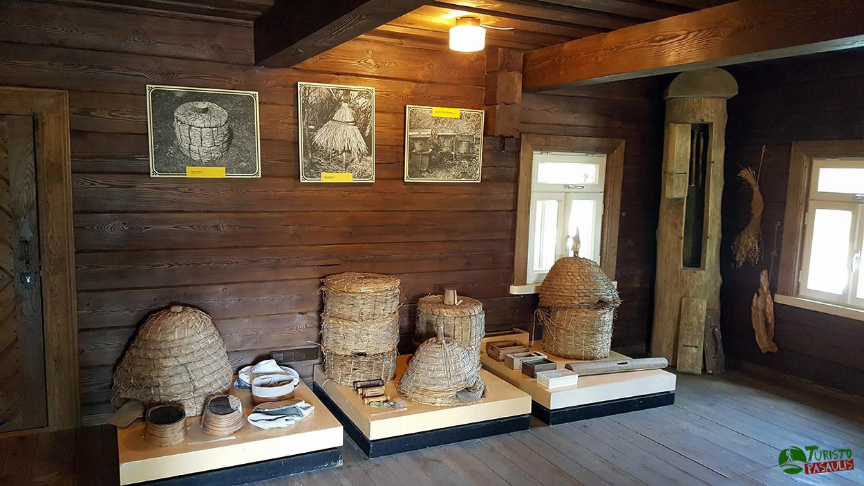 Bitinikystės muziejus Stripeikiuose