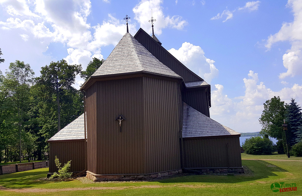 Palūšės Šv. Juozapo bažnyčia