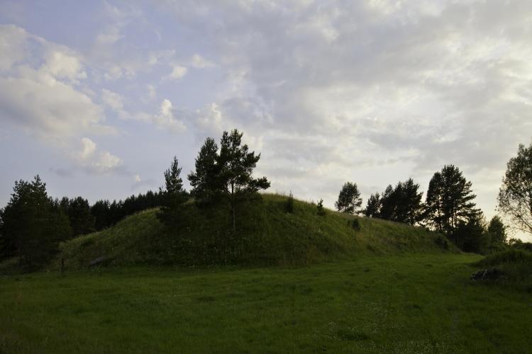 Lygamiškio piliakalnis