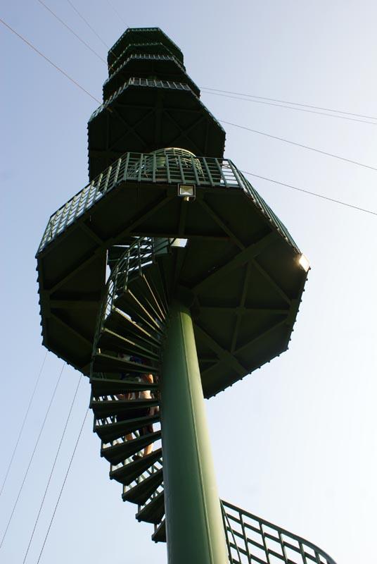 Sartų ežero apžvalgos bokštas