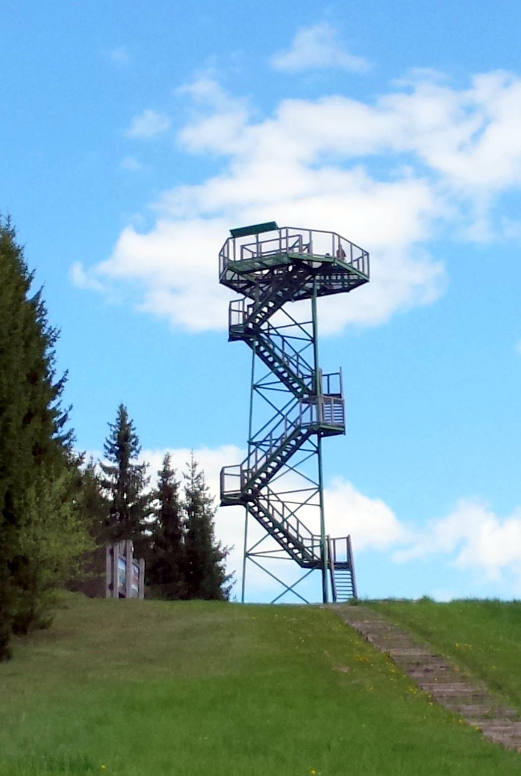 Tytuvėnų apžvalgos bokštas