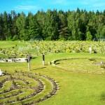 energetiniu labirintu parkas