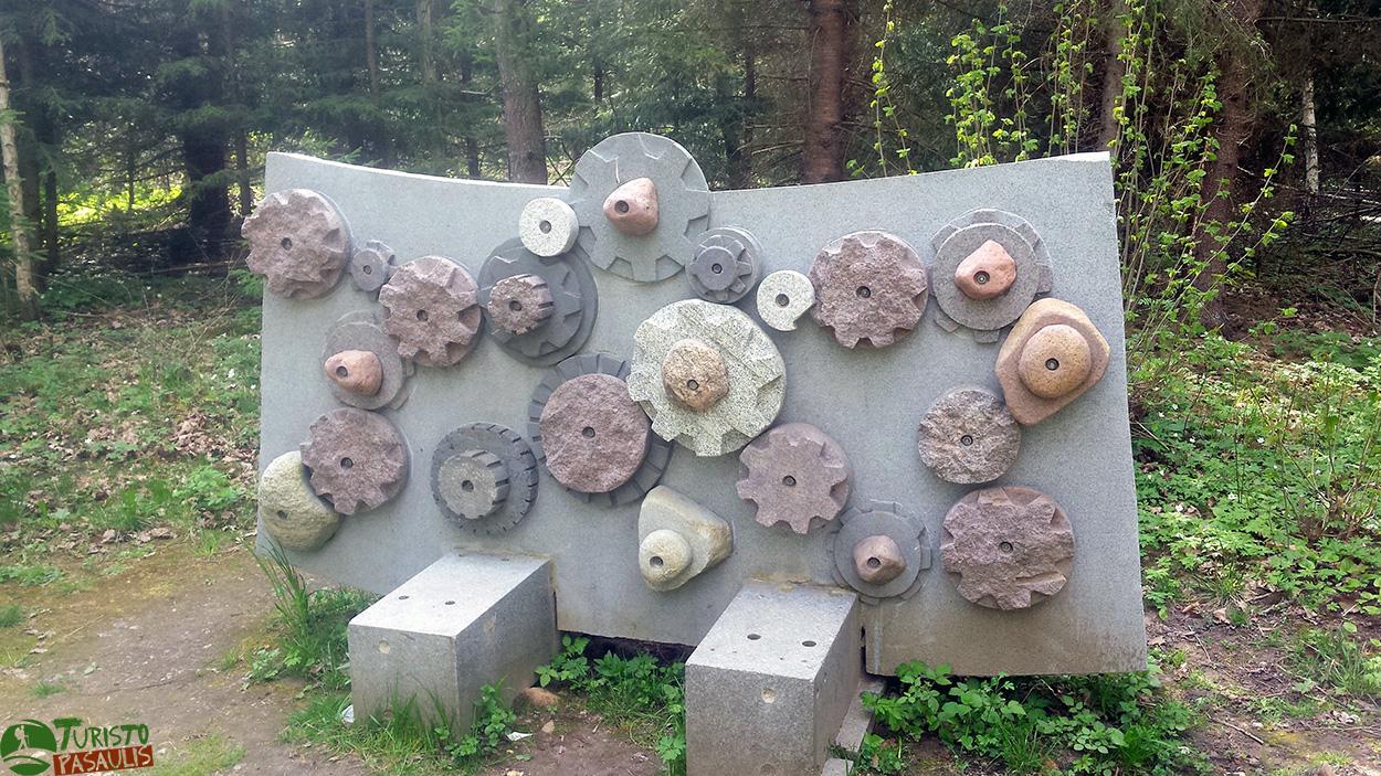Akmenų rūžos pažintinis takas