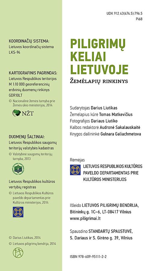 Piligrimų keliai Lietuvoje