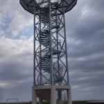 Apžvalgos bokštas Drėvernoje