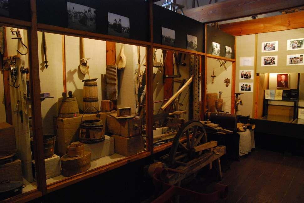 Merkinės kraštotyros muziejus