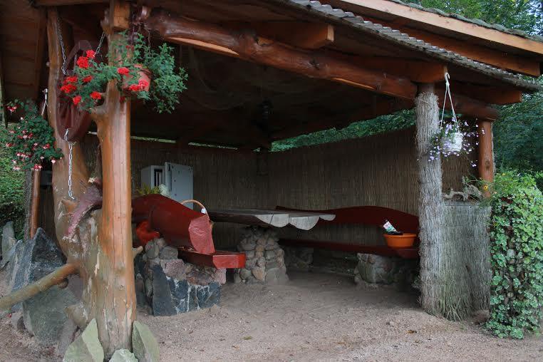 stovyklavietė Guoba