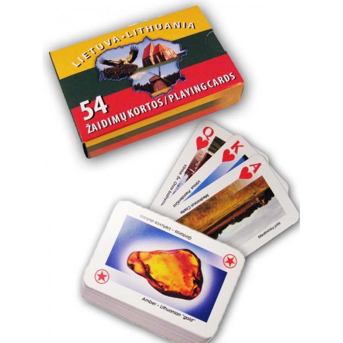 Suvenyrinės žaidimo kortos