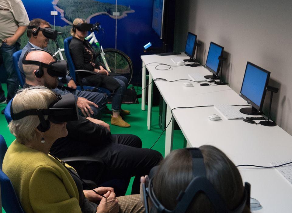 Virtuali edukacinė erdvė MOLĖTAI KITAIP