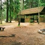Gomertos ežero stovyklavietė