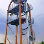 Sirvėtos (Didžiasalio) apžvalgos bokštas