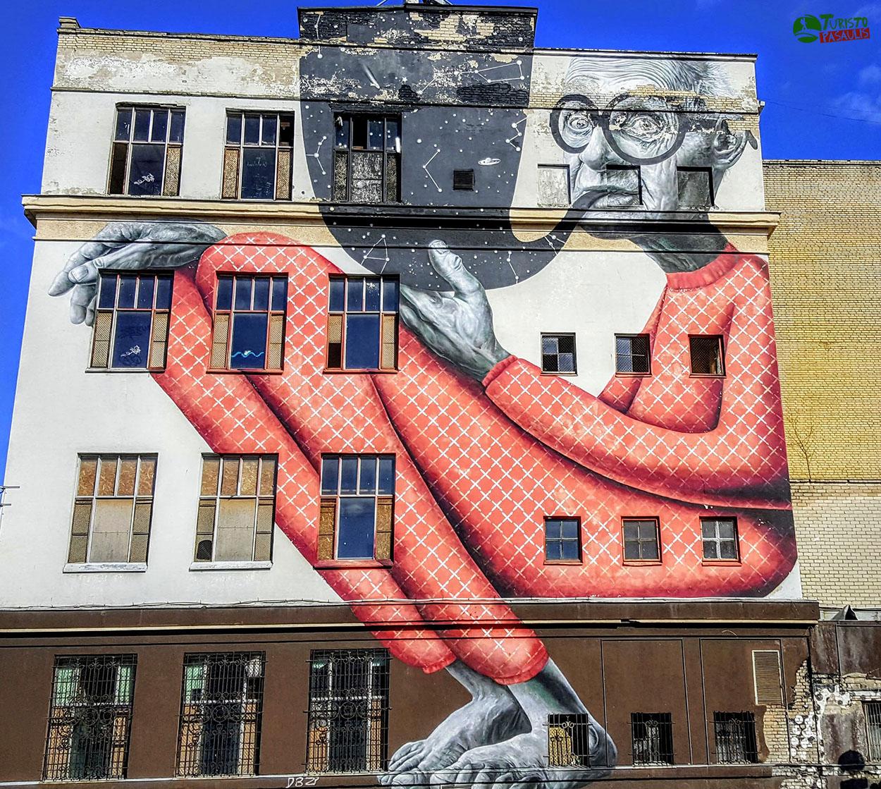 Graffiti Išminčius