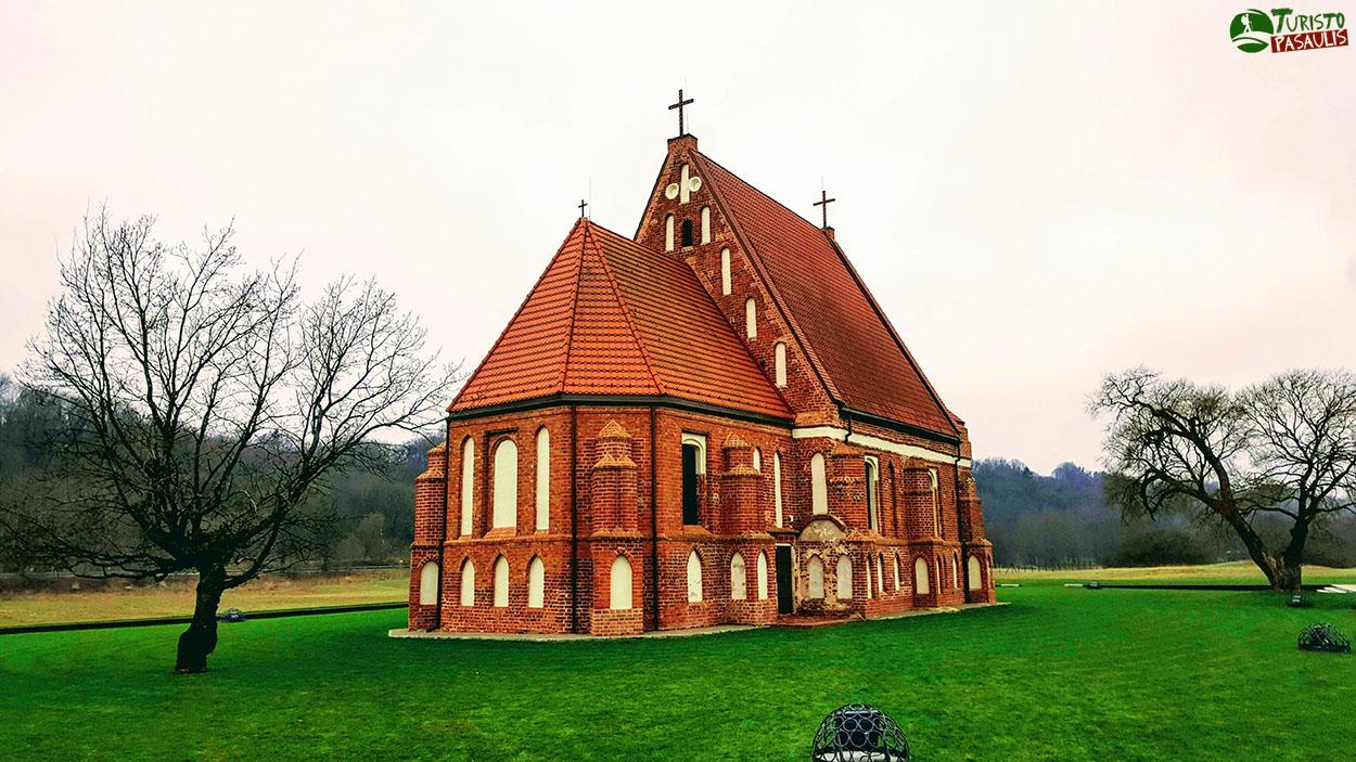 Senoji Zapyškio Šv. Jono Krikštytojo bažnyčia
